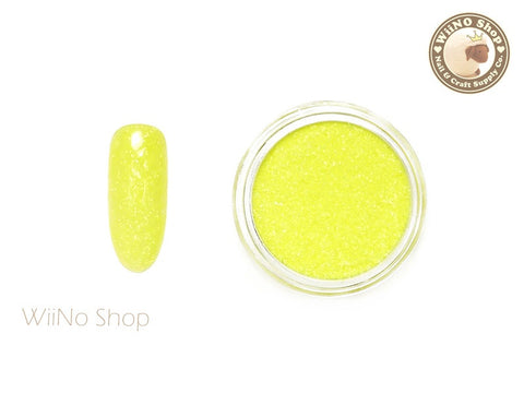 Neon Yellow Glitter Dust (BN04)
