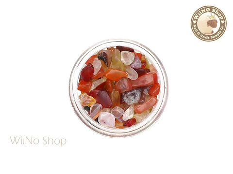 Red Carnelian Natural Gemstones