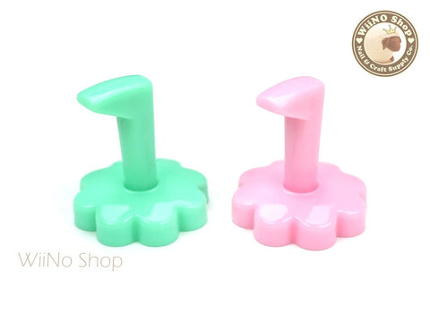 Flower Nail Tips Display Practice Stand - 1 pc