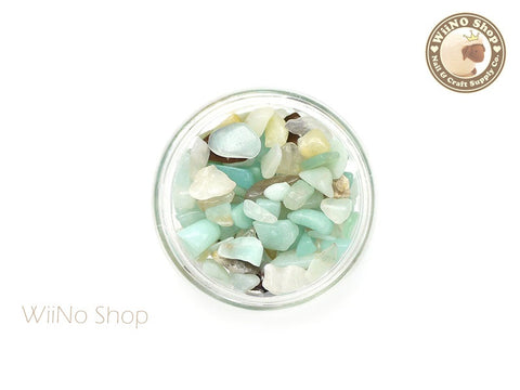 Amazonite Natural Gemstones