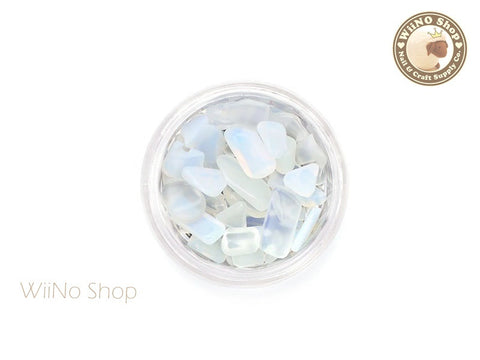 White Opal Natural Gemstones