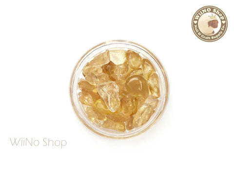 Citrine Crystal Natural Gemstones