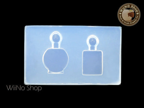 Perfume Bottle 3D Acrylic Nail Art Mold - 1 pc (TD01)