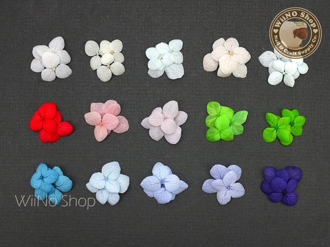 Hydrangea Flower Nail Art Decoration