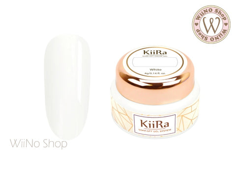 KiiRa Color Gel - White