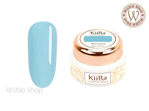KiiRa Color Gel - Blue Island