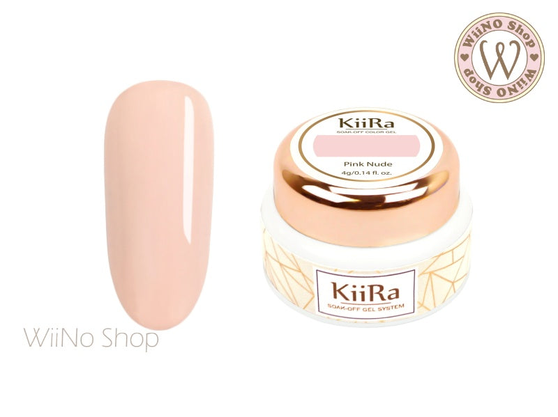 KiiRa Color Gel - Pink Nude