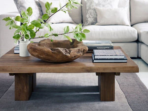 A natural choice: how natural materials can bring the feel-good factor to your home