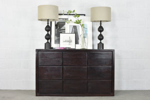 Hudson 9 Drawer Chest