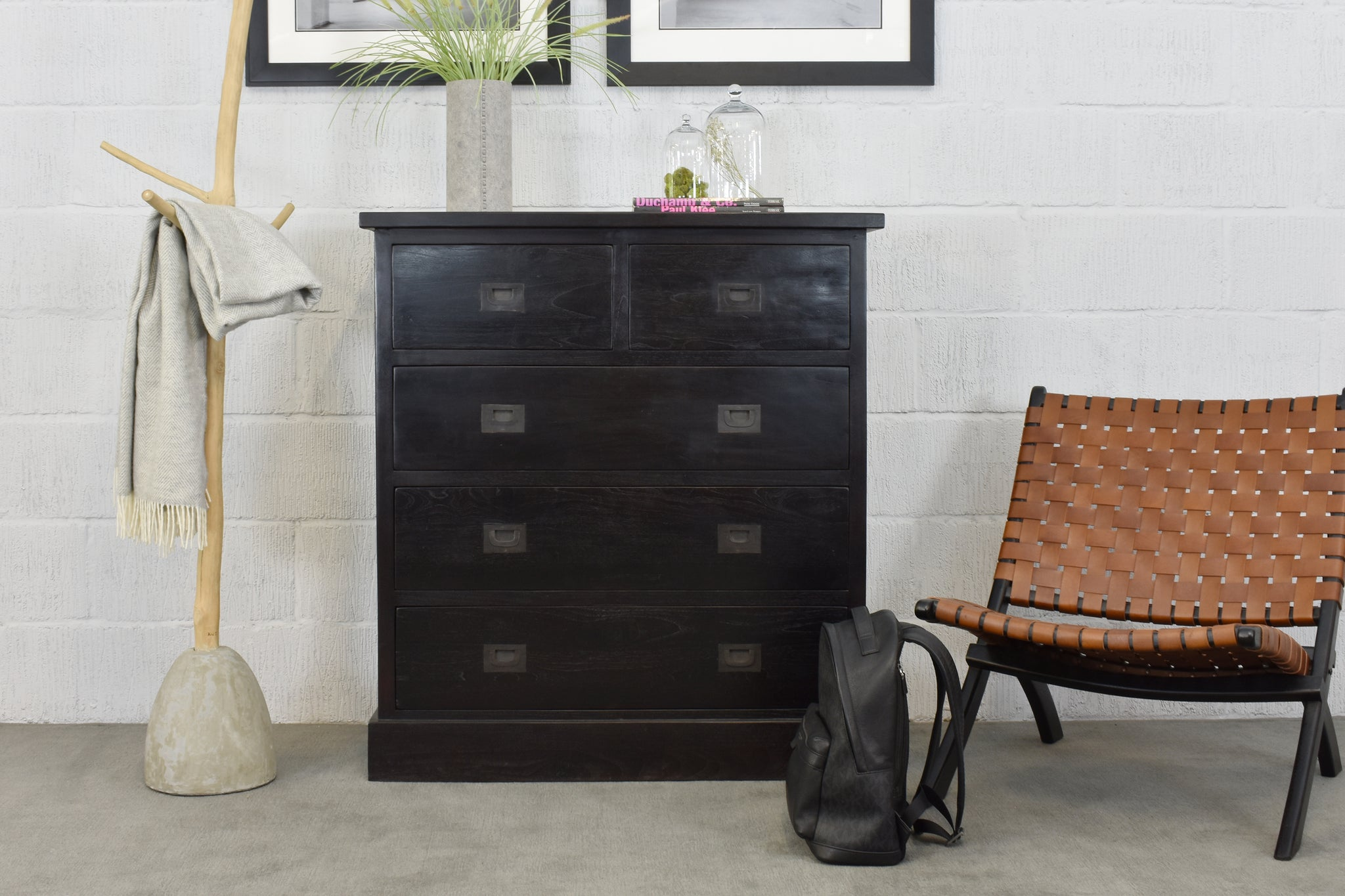 Lifestyle 5 Drawer Chest