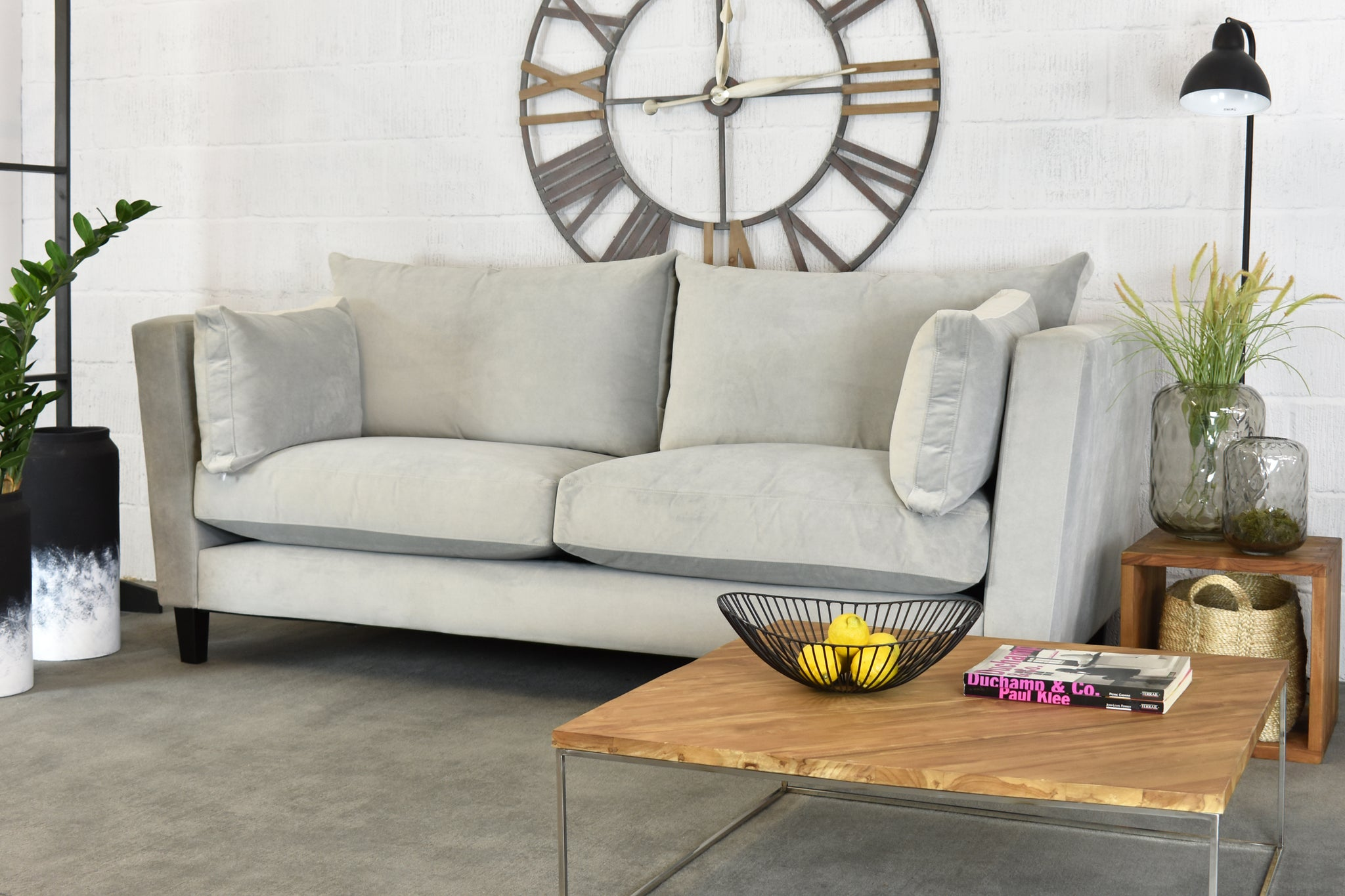 Madison 4 Seater Sofa