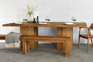 Megan Dining Table Unmilled