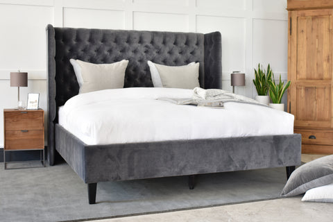 Montclair Bed - Grand Superking