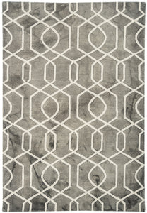 Willow Rug - Grey
