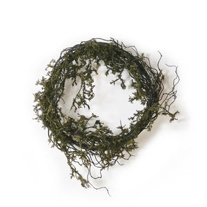 Twig/Moss Wreath