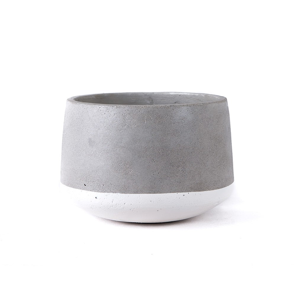 Concrete Pot Large