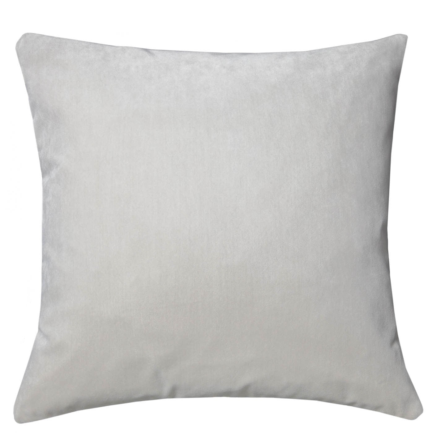 Large handmade cushion - Salt