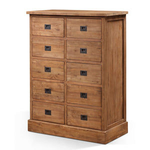 Lifestyle 10 Drawer Chest