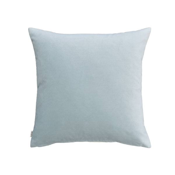 Large Handmade Cushion - Mint