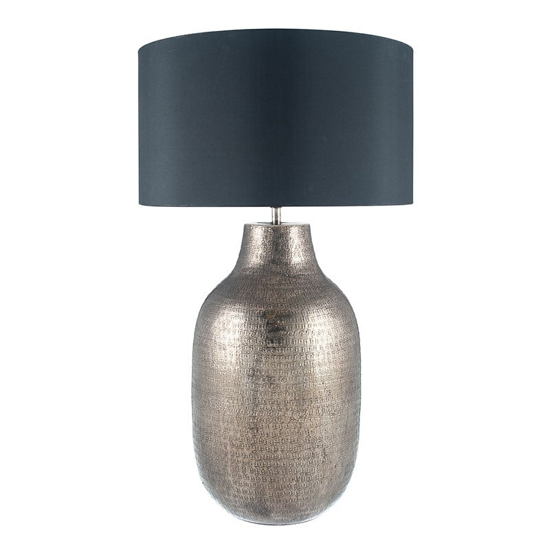 Reko Table Lamp - Antique Nickel