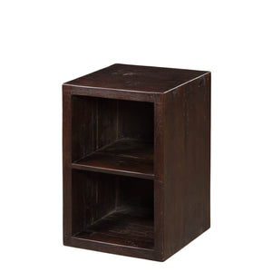 Storage Cube with Shelf