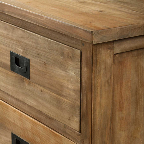 Lifestyle Tall Boy 5 Drawer Chest