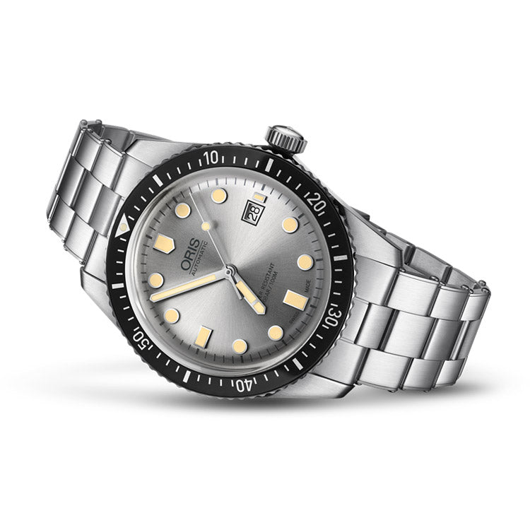 Oris Divers Sixty-Five 42MM Swiss Automatic Men's Watch 01 733 7720 4051-07 8 21 18