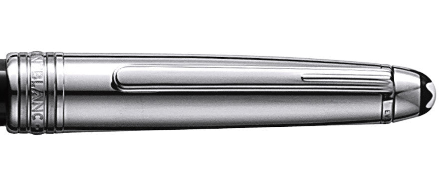 Montblanc Meisterstuck Solitaire Doue Stainless Steel Rollerball Pen 05019 | 5019