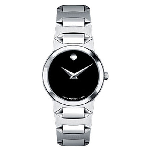 Movado Temo Swiss Quartz Women's Watch 0605904