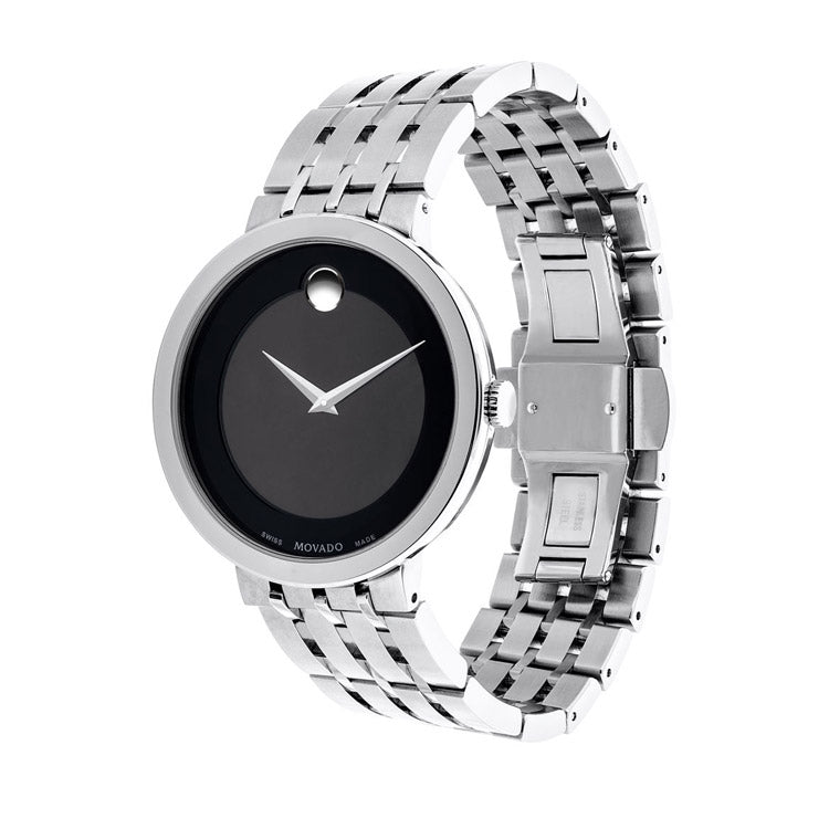 Movado Esperanza 39MM Bracelet Swiss Quartz Men's Watch 0607057