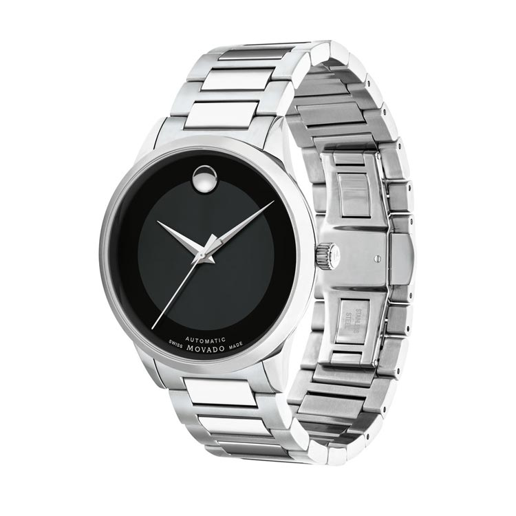 Movado Modern Classic 39.5mm Automatic Men's Watch 0607192
