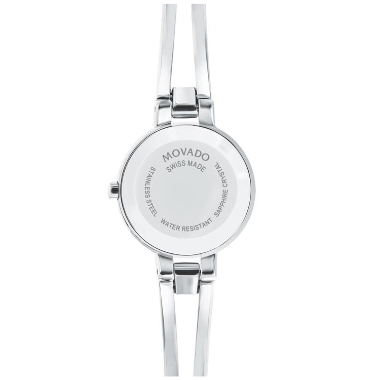 Movado Amorosa 24MM Museum Swiss Quartz Women's Watch 0607153