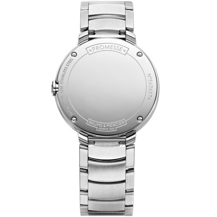 Baume et Mercier Promesse Quartz Women's Watch 10157