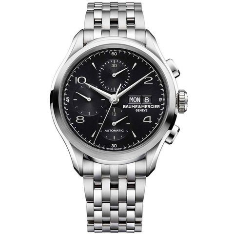 Baume et Mercier Men's Clifton Chronograph Automatic Watch 10212