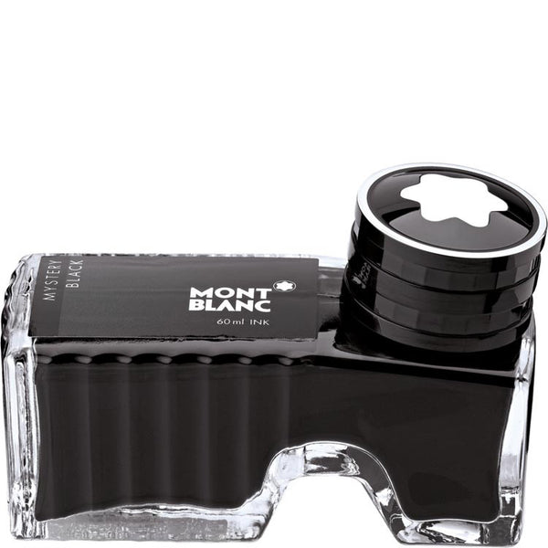 Montblanc Mystery Black 60 ml Ink Bottle 105190