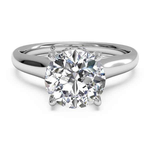 Ritani Solitaire Diamond Engagement Ring 1RZ2465-6287