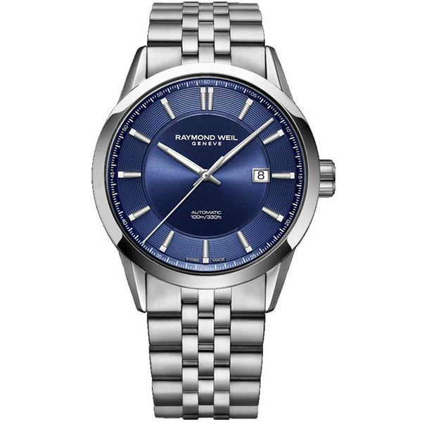 Raymond Weil Freelancer 42MM Swiss Automatic Men's Watch 2731-ST-50001