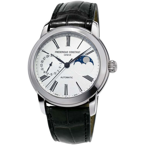Frederique Constant Classic Moonphase Automatic Men's Watch FC-712MS4H6