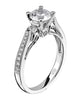 ScottKay 19K White Gold Diamond Engagement Ring M1669R310