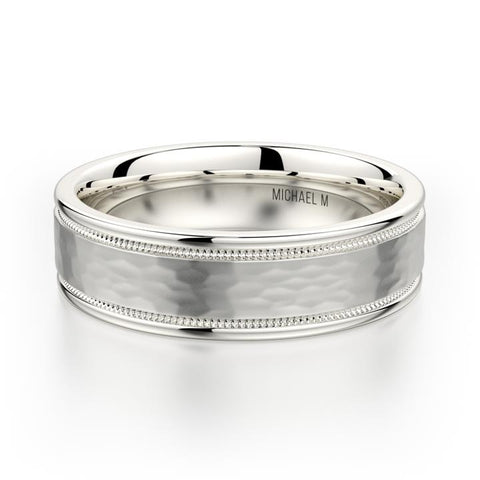 Michael M Men's Wedding Band MB102