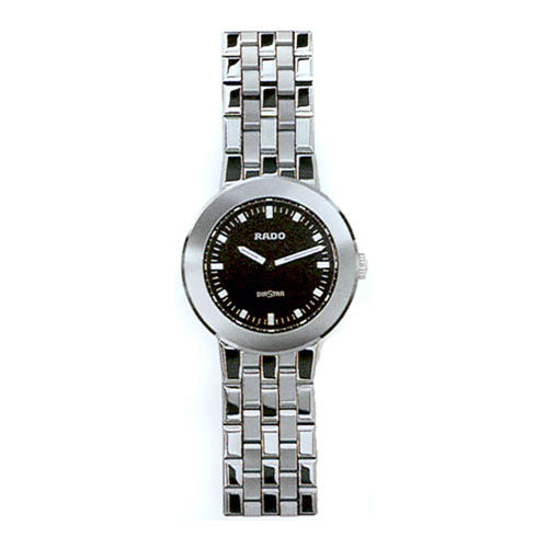 Rado DiaMaster Swiss Quartz Stainless Steel Bracelet Ladies Watch R14342163