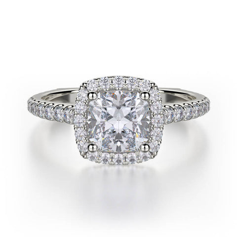 Michael M EUROPA Engagement Ring R559S-1