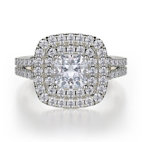 Michael M EUROPA Engagement Ring R560-1