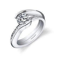 Gelin Abaci Diamond Engagement Ring TR-268A
