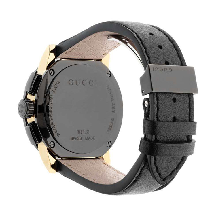 Gucci G-Chrono New XL Swiss Quartz Men's Watch YA101203