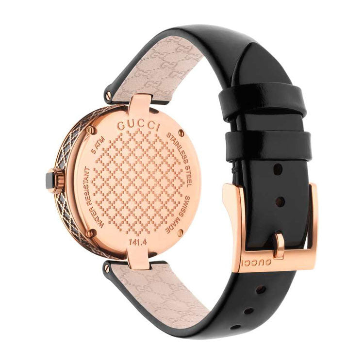 Gucci Diamantissima Medium Swiss Quartz Women's Watch YA141401