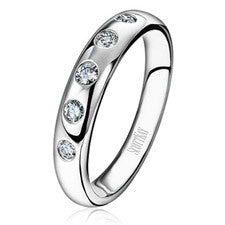 Scott Kay Ladies Diamond Wedding Band B1051RD