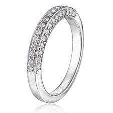 Scott Kay Diamond Wedding Band B1118R310
