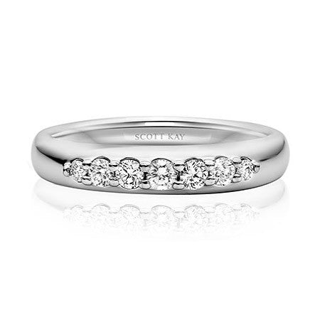 Scott Kay Diamond Wedding Band B1188RD10
