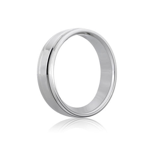A.JAFFE High Polished Classic Men's Ring BR4626-PL